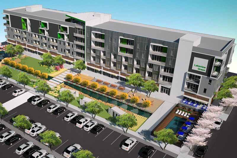 What to Expect from Lakeview Green