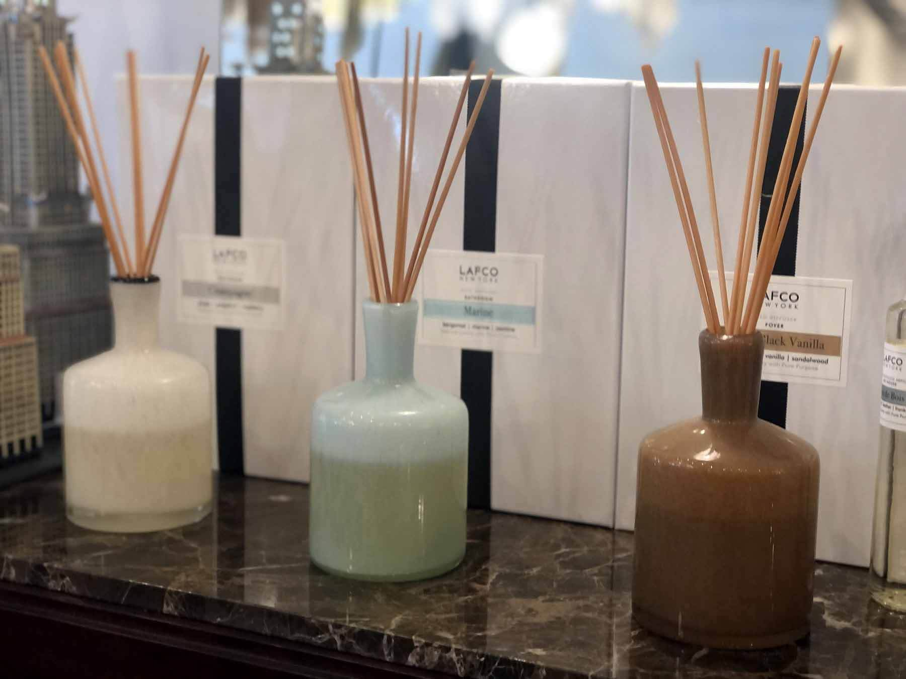 Nashville FINDS June: Three scented diffuser in different colors