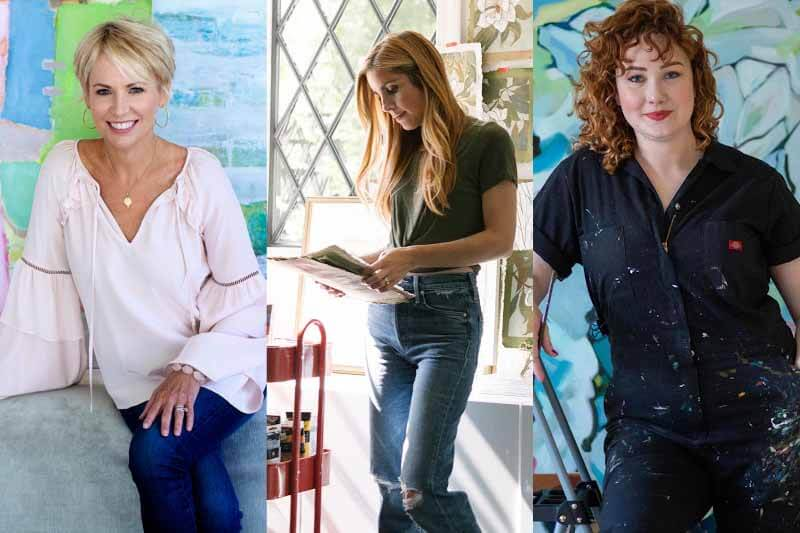 3 Southern Artists We Love + How to Snag an Original Piece