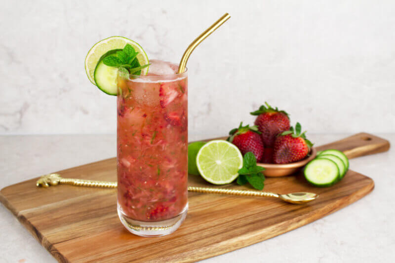 3 Refreshing Cucumber Cocktail Recipes – And One Mocktail!