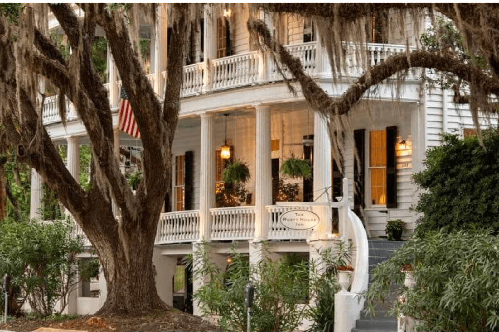 6 Luxe Bed & Breakfasts Across the South