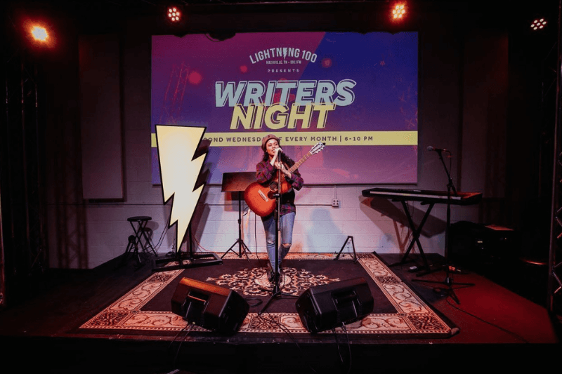 Writers' Rounds: Where to Watch Nashville Songwriters