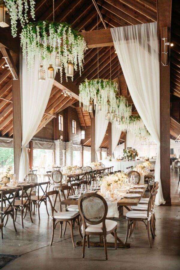Keeneland Wedding Dining Room