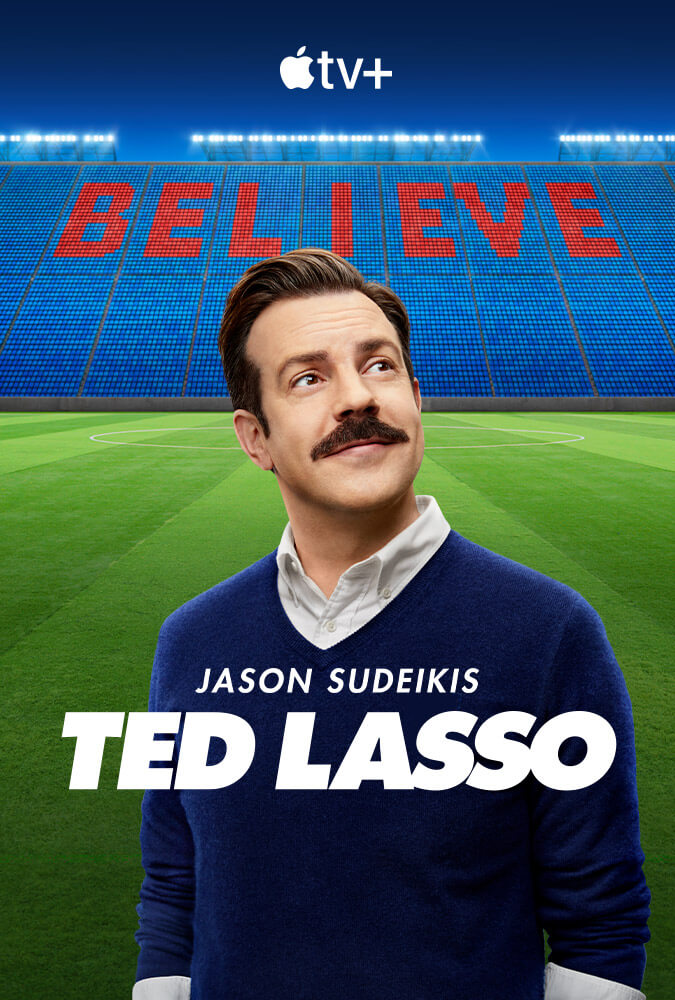 """""""Ted Lasso"""" with Jason Sudeikis on Apple TV+"""