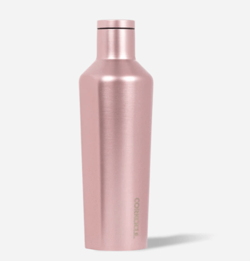 September FINDS Memphis: Pink 25-ounce Corkcicle canteen