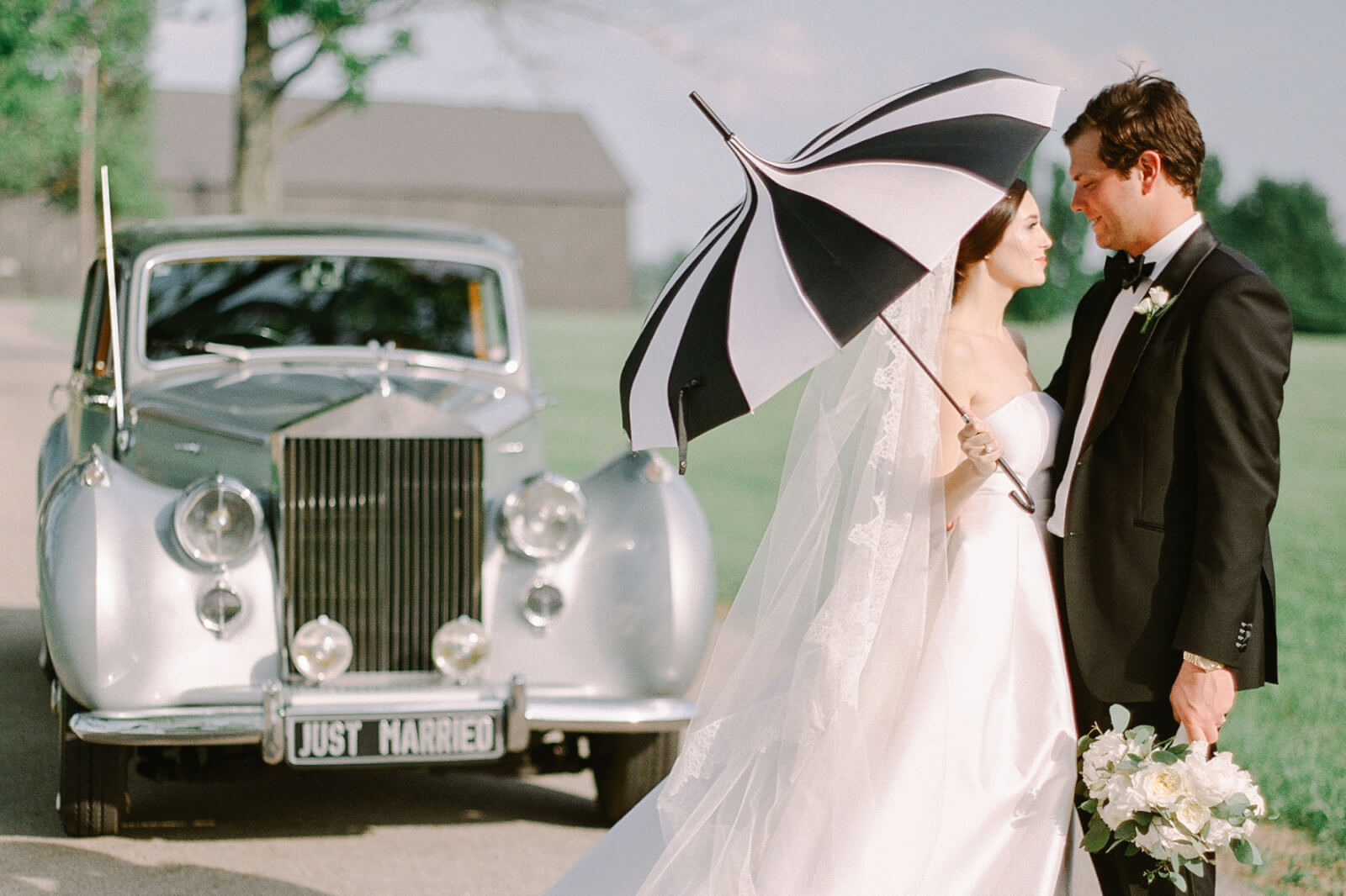 A Keeneland Wedding You HAVE To See!