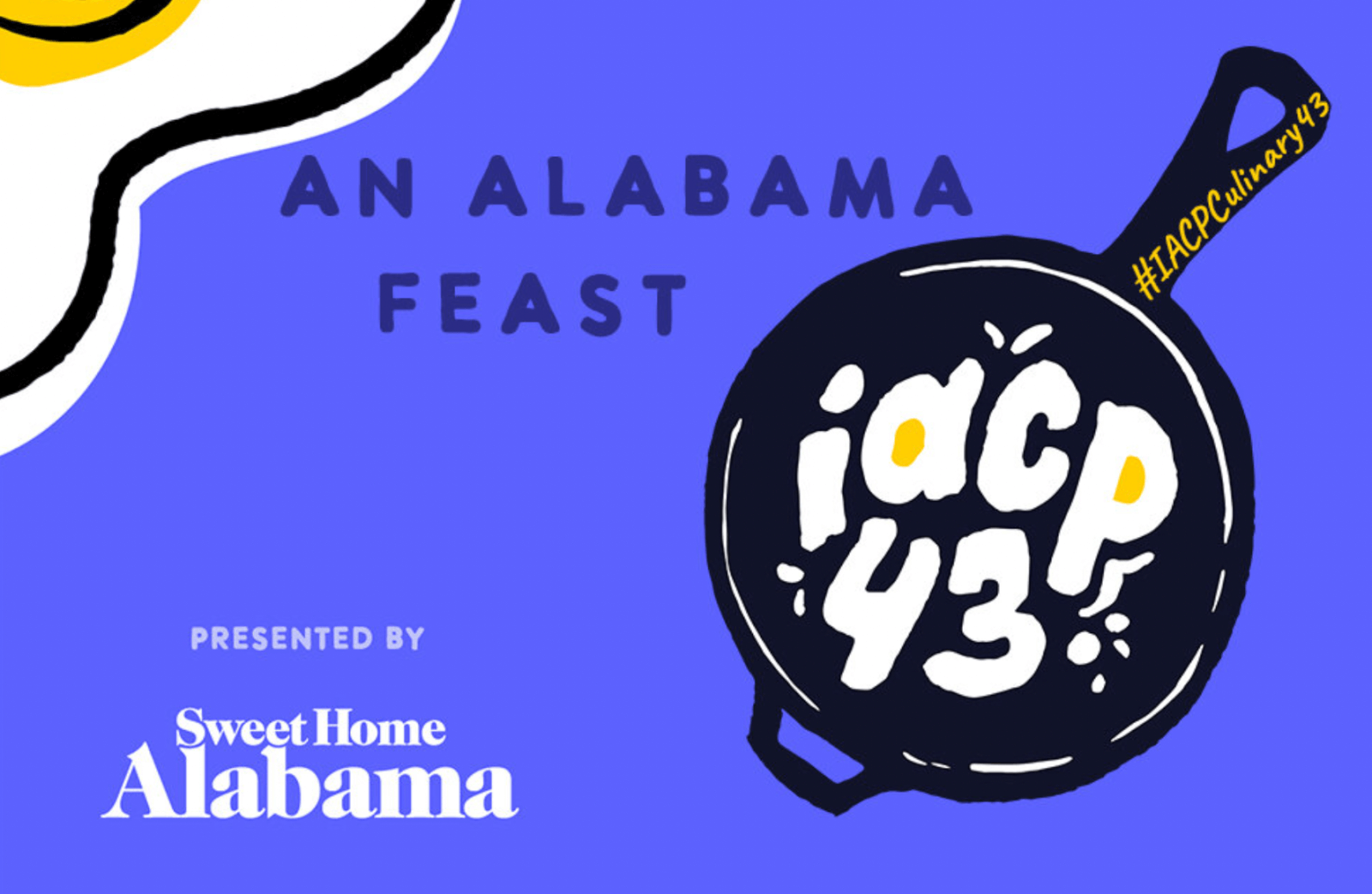 """OCT 22 – 24: 43rd IACP Conference, an """"Alabama Feast"""""""